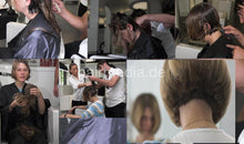 Load image into Gallery viewer, 883 Vannymom 2 bob aline haircut by barber Berlin Kudamm