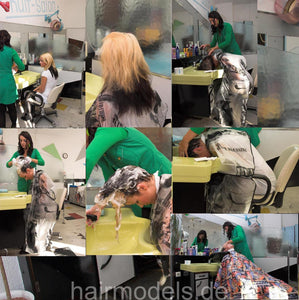b006 KathrinF shampooing fwd and backward 29 min video for download