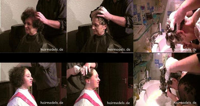 934 German Hairhunger washing 2 forward and upright 31 min video for download