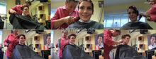 Load image into Gallery viewer, 8135 Lucie 3 cut and buzz clippercut by buzzed mature barberette