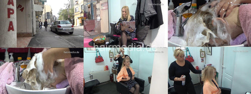 1024 Milica m1 fwd firm wash and blow 40 min HD video for download