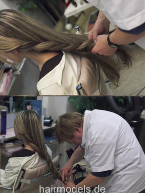 653 AlisaF 3 braid 12 min video for download