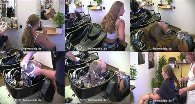 332 Desi, Teen girl thick hair 15 min video for download
