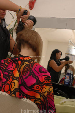 870 blow dry and finish 9 min video for download