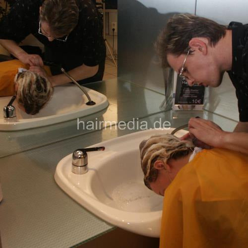 165 barber Timo complete all scenes 45 min video for download
