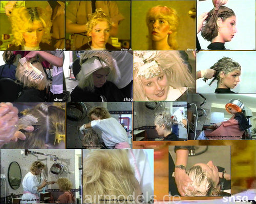 409 6 girls going blonde 80s 53 min video for download