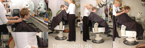 847 Daniela short haircut 4 min video for download