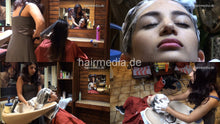 Load image into Gallery viewer, 9075 01 Ilham thickhair by Kübra backward salon shampooing hairwash