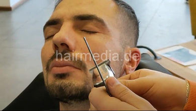 1146 20210114 Sezgin male hairshave and forward shampoo by barber complete