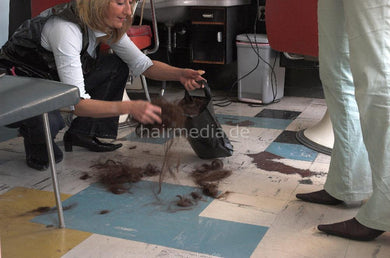 881 forced and handcuffed haircut in german kultsalon complete  250 pictures for download