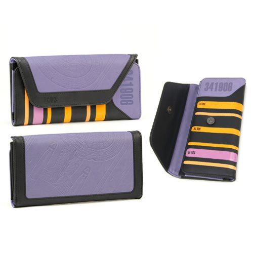 Star Trek The Next Generation LCARS Ladies Wallet