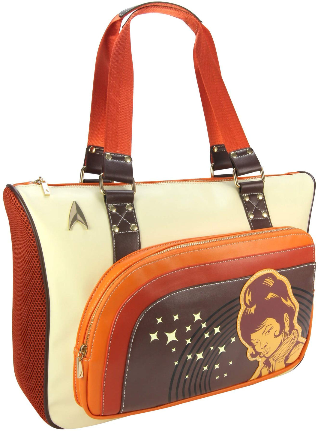 Star Trek The Original Series Uhura Retro Space Tote Purse - TheNerdBox