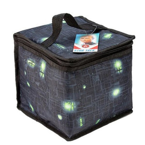 Star Trek Borg Cube Lunch Tote - TheNerdBox