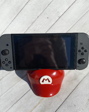 Load image into Gallery viewer, Nintendo Switch Mario Hat Stand Dock - TheNerdBox