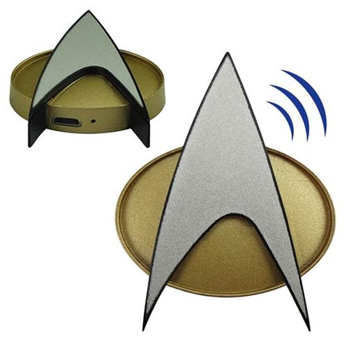 Star Trek The Next Generation 30th Anniversary Edition Bluetooth Communications Badge - TheNerdBox