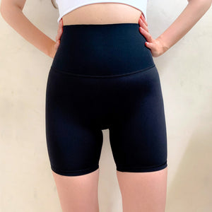Shapewear Shorts - High Waisted - Black