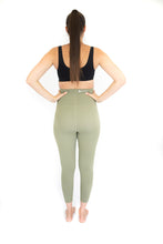 Load image into Gallery viewer, 7/8 Maternity Leggings - Olive
