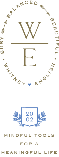 Whitney English Shop
