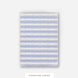 Pocket Notebook || Signature Stripe