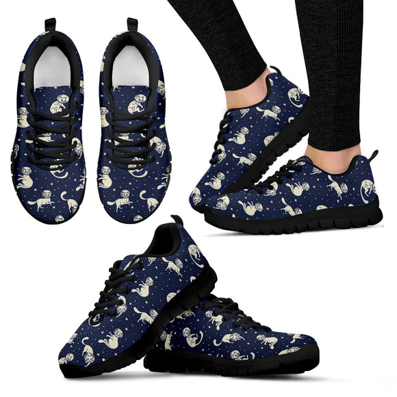 Stylish Dogs Women's Sneakers