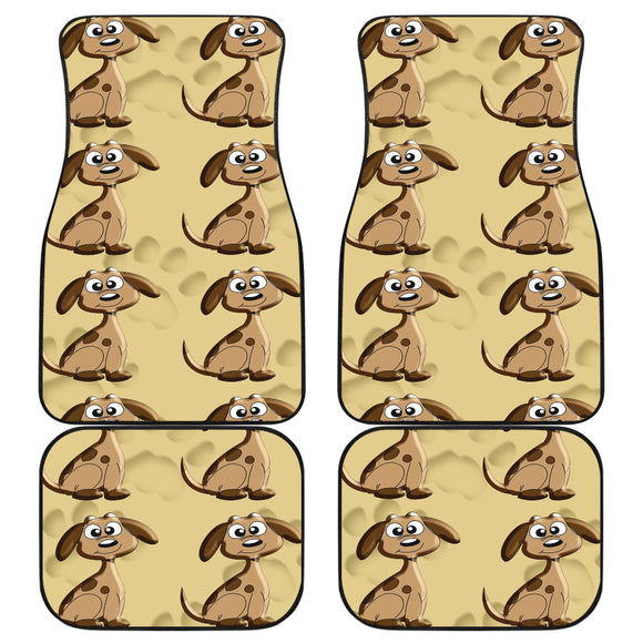 EPIC Dog & Paw  Floor Mat
