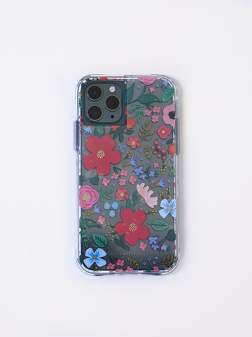 RIFLE PAPER CO. iPhoneケース/ワイルドローズ