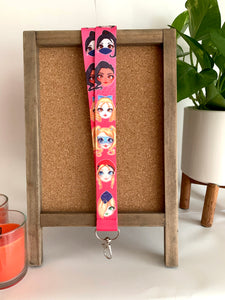 Street Fighter Lanyard