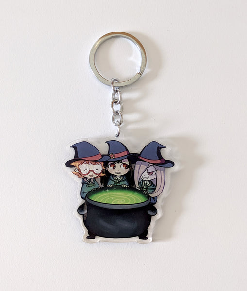 Little Witch Academia Charm