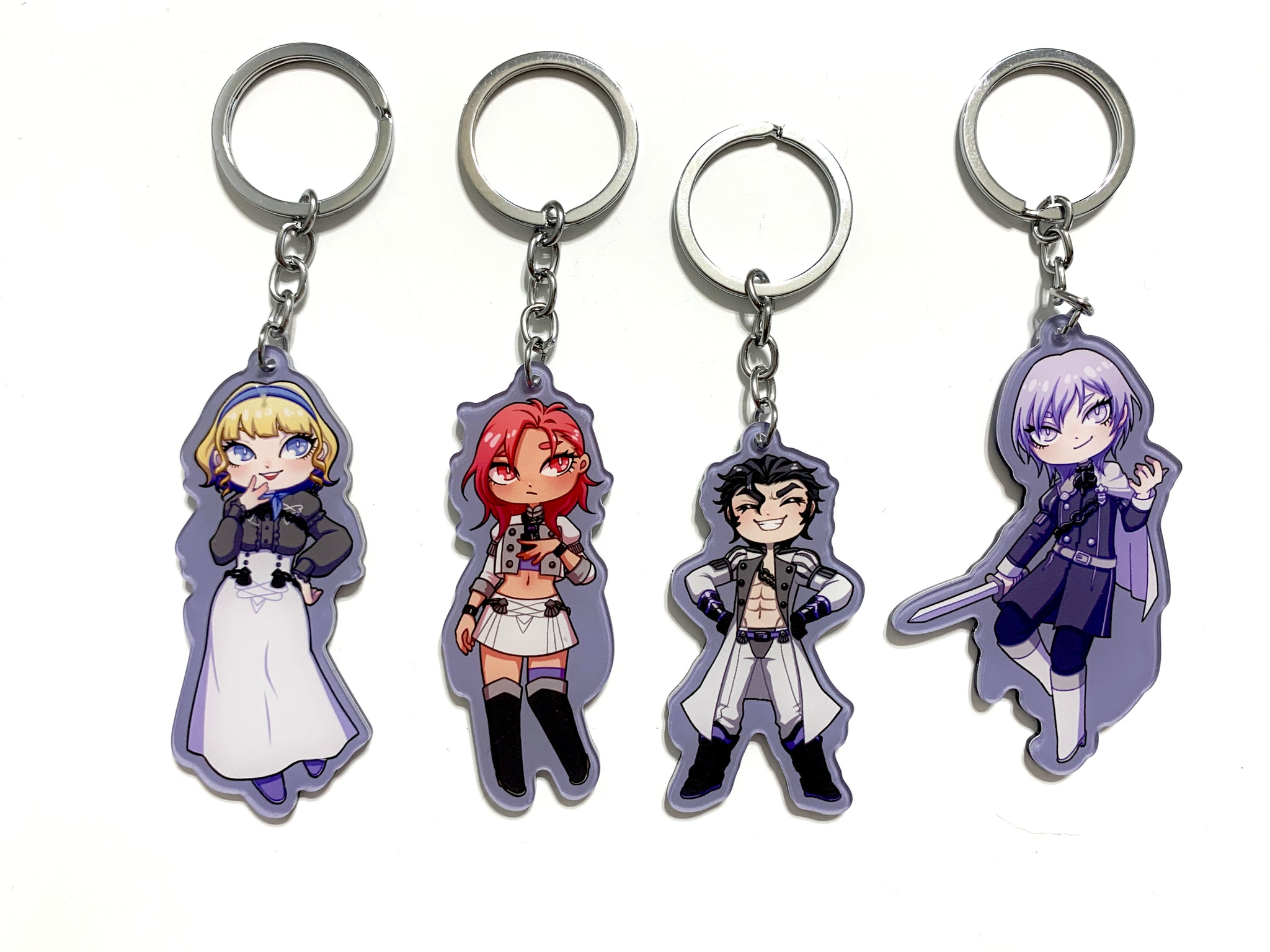 FE3H Ashen Wolves Charms