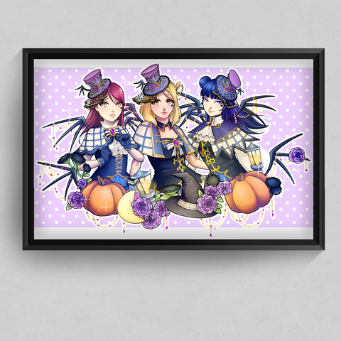 Guilty Kiss Small/Large Print