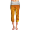 tanked beer yoga pants