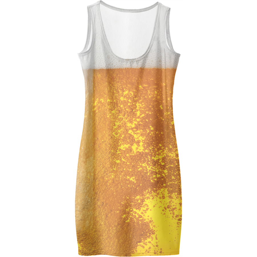 tanked beer dress