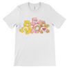 Care Bears Sunshine, Cheer, and Tenderheart Bear T-Shirt