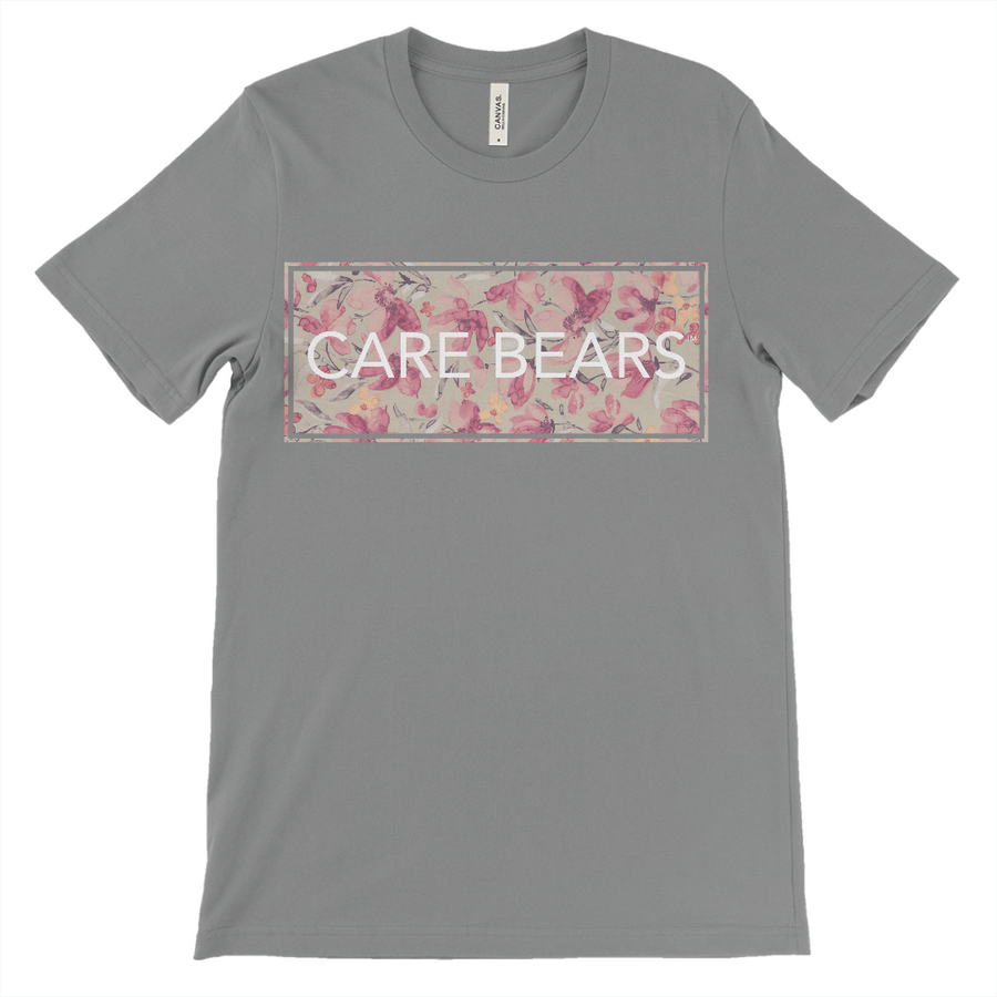 Care Bears Floral Stamp T-Shirt