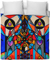 Divine Masculine Activation - Duvet Cover