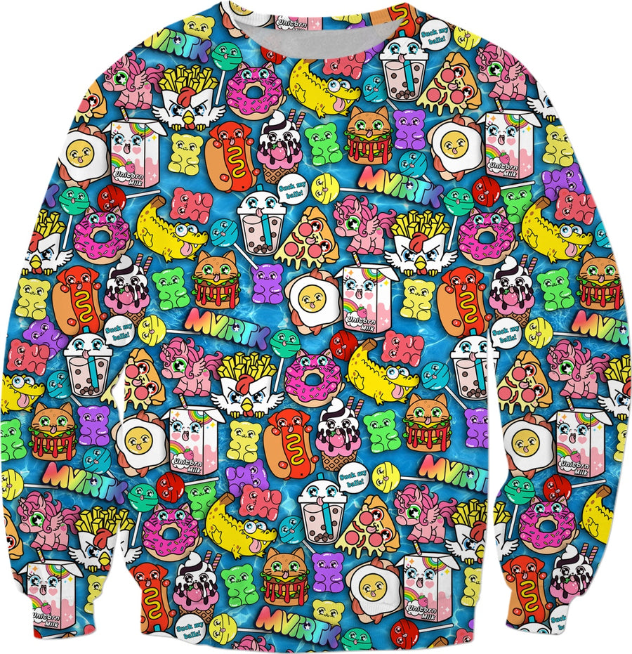MVTRTK YUMMY COLLECTION Sweatshirt