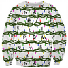 letters and lights sweatshirt