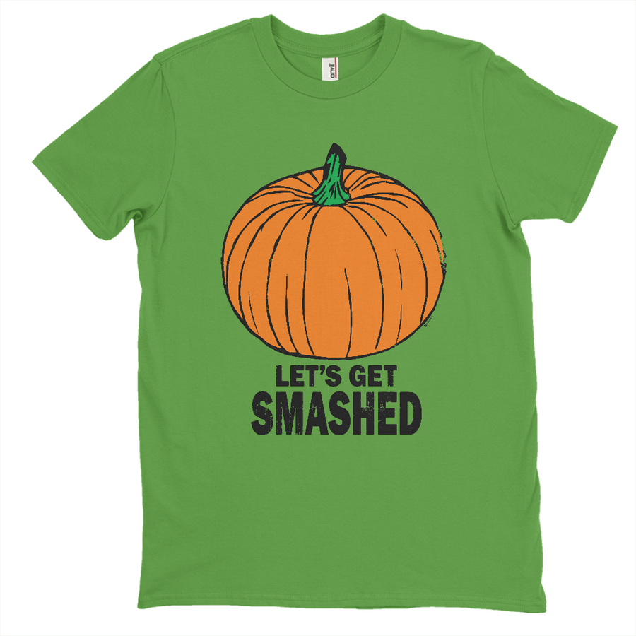 Pumpkin Smash Fall T-Shirt