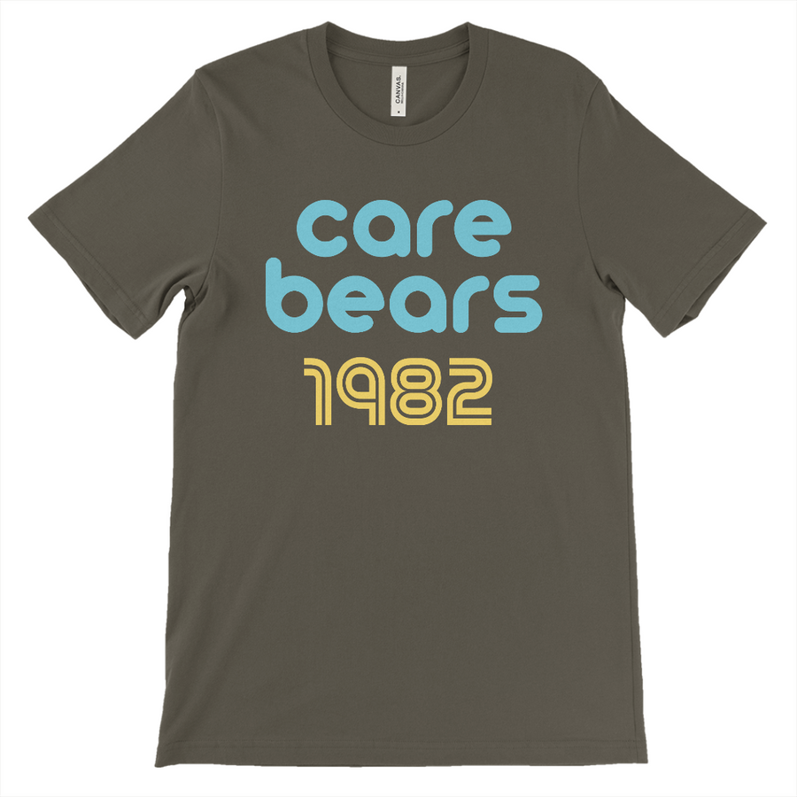 Care Bears Retro 1982 T-Shirt