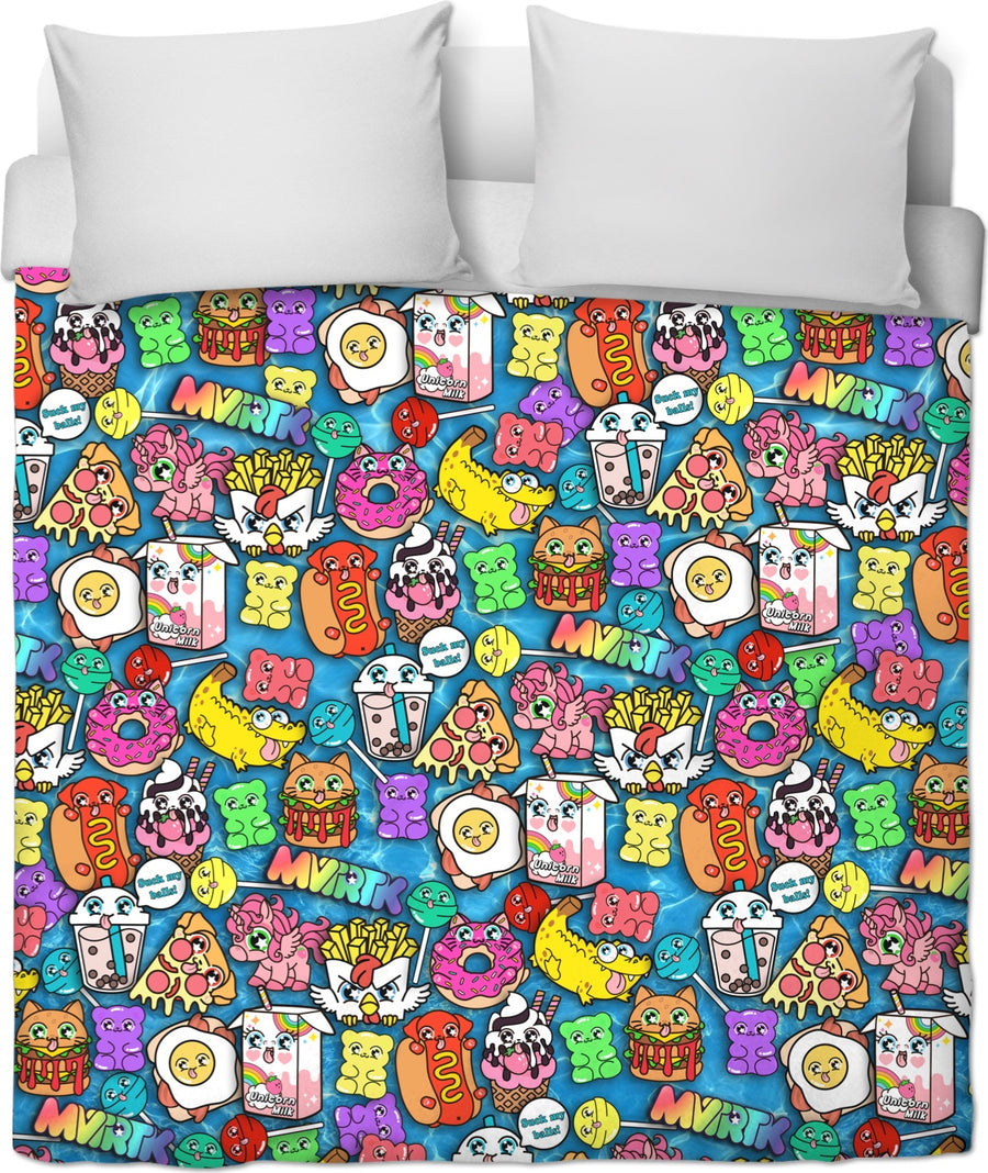 MVTRTK YUMMY COLLECTION  Duvet Cover