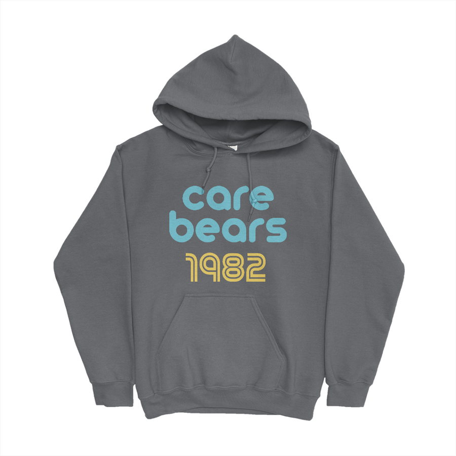 Care Bears 1982 Retro Pullover Hoodie