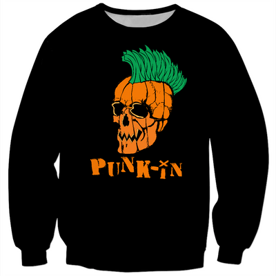 punk-in sweater