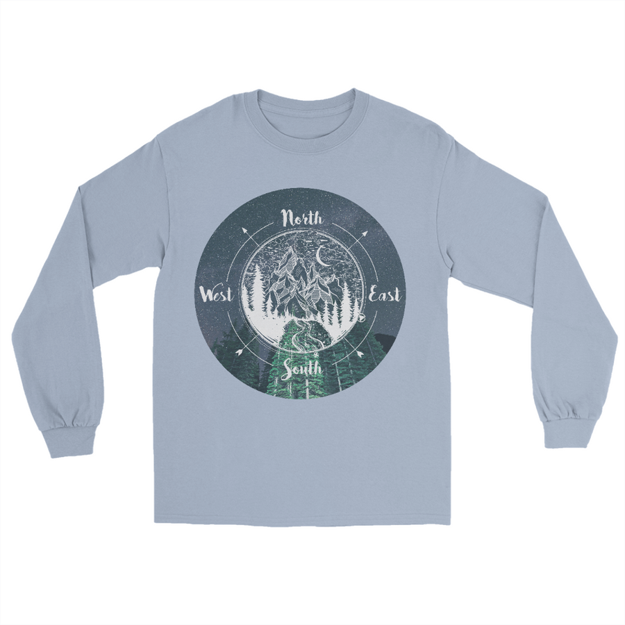 Mountain Compass Long Sleeve