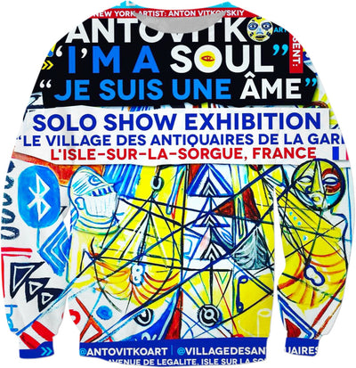 Solo Show Of Anton Vitkovskiy In France