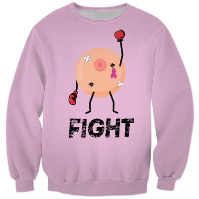 fight cancer sweater