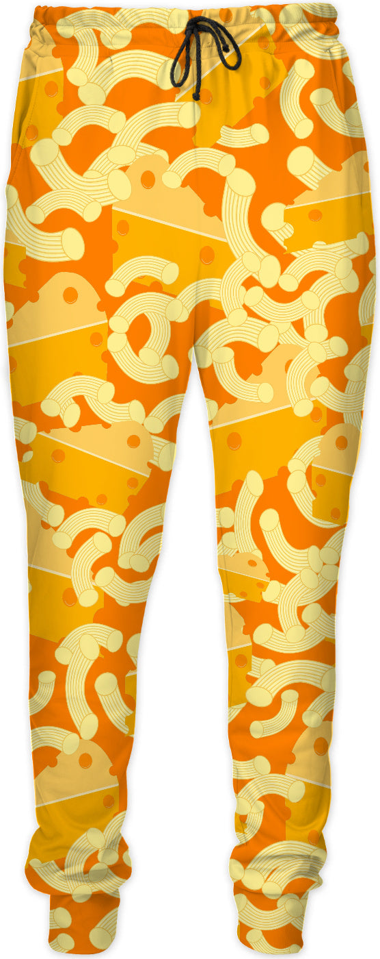 Mac And Cheese Joggers