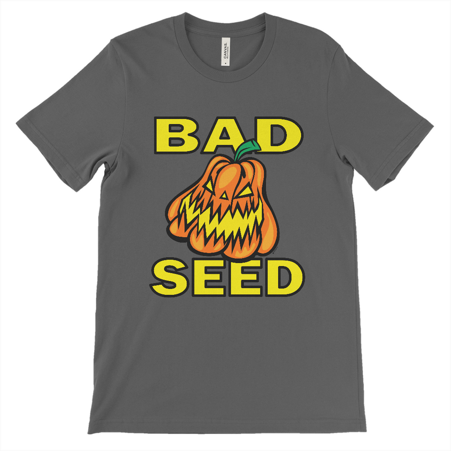 Bad Seed Halloween Pumpkin T-Shirt