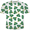Christmas tree poo emoji ugly Christmas sweater tee