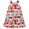 Christmas sphynx (naked cat) ugly christmas sweater kids dress