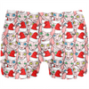 christmas sphynx ugly sweater design boxers